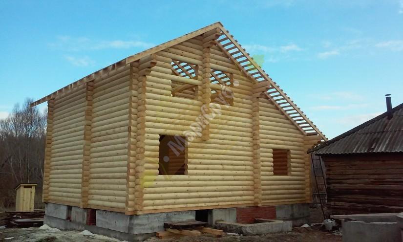 Дом в Ржавеце