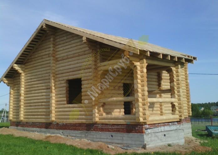 Дом в Павлищево