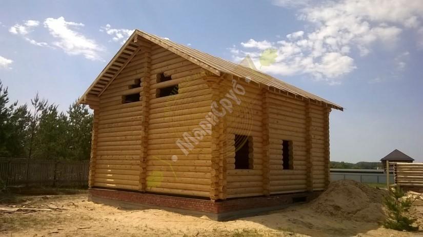 Дом в Пос. Русская Луговая
