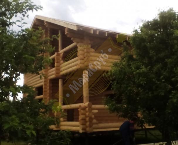 Дом в Медведевском