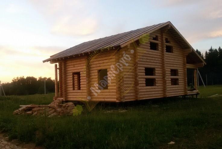 Дом в Ельцово