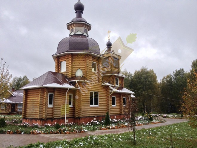 Церковь в д. Шабаши