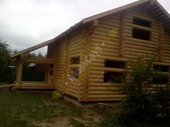 Дом в Скоратово
