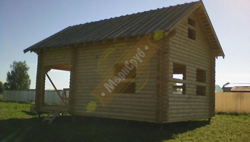 Дом в Вятском