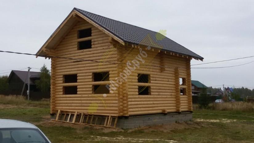 Дом в Костино
