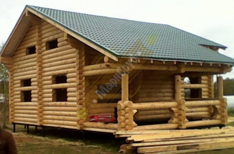 Дом в Красновидово