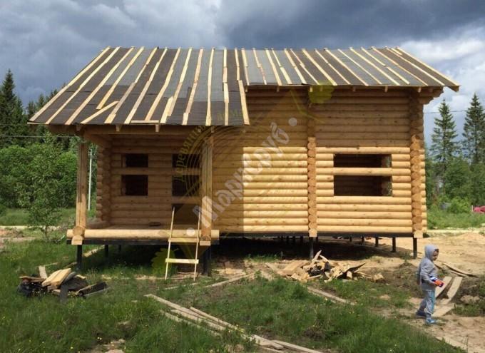 Дом в Демихово