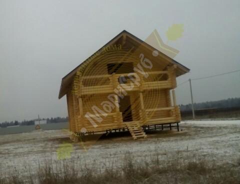 """Дом и Баня в """"Захарьино-3"""""""